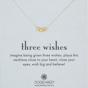 NWT Dogeared Necklace